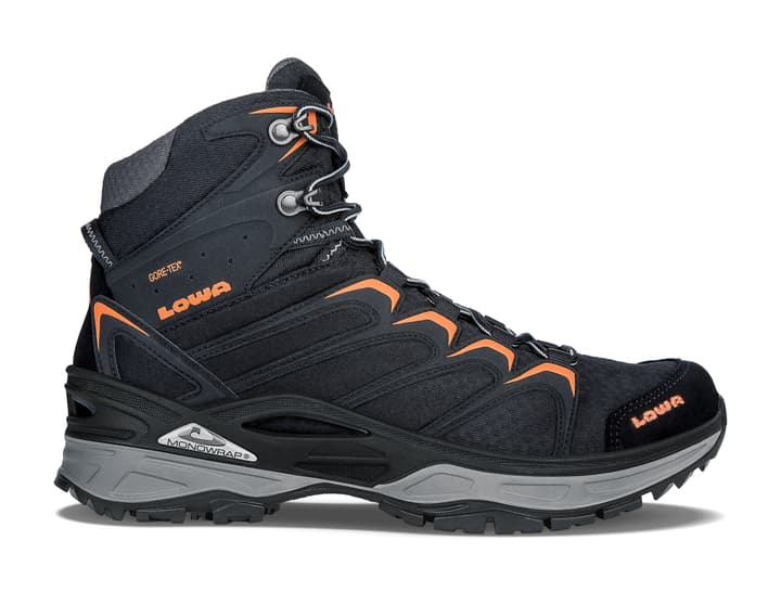 Innox GTX Mid Chaussures de randonnée pour homme Lowa 473306844520 Couleur noir Taille 44.5 Photo no. 1