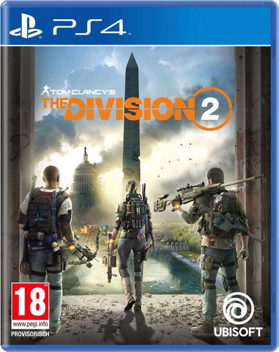 PS4 - Tom Clancy's The Division 2 Box 785300137712 N. figura 1