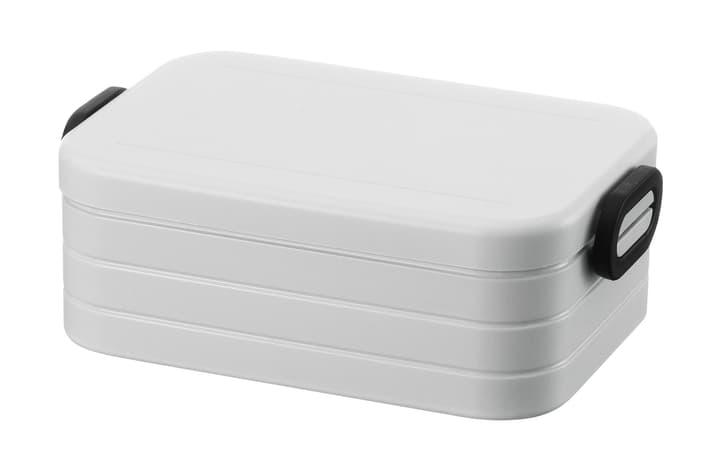 ANCILLA Lunchbox 441101000910 Colore Bianco Dimensioni L: 18.5 cm x P: 12.0 cm x A: 6.5 cm N. figura 1
