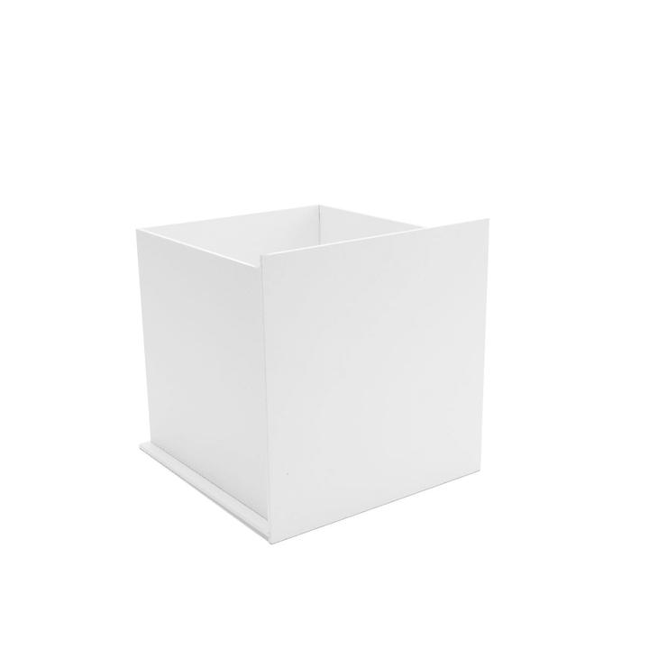 HURLEY Schublade gross 362009107406 Grösse B: 16.0 cm x T: 16.0 cm x H: 16.0 cm Farbe Weiss Bild Nr. 1