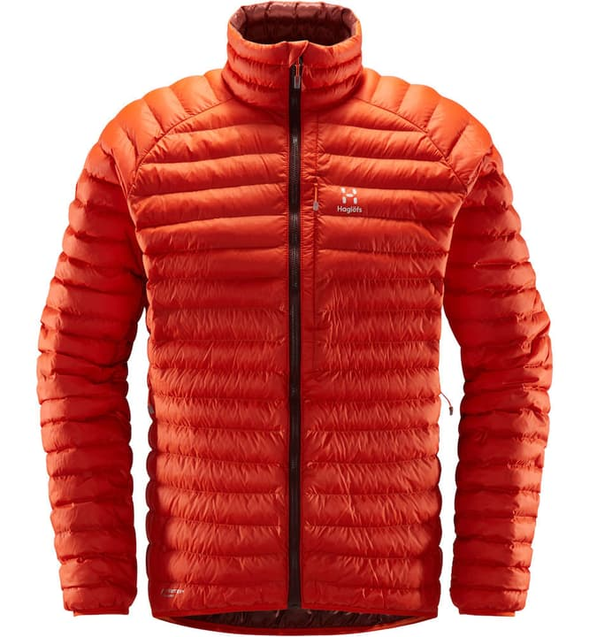 ESSENS Mimic Herren-Isolationsjacke Haglöfs 462704200534 Farbe orange Grösse L Bild-Nr. 1