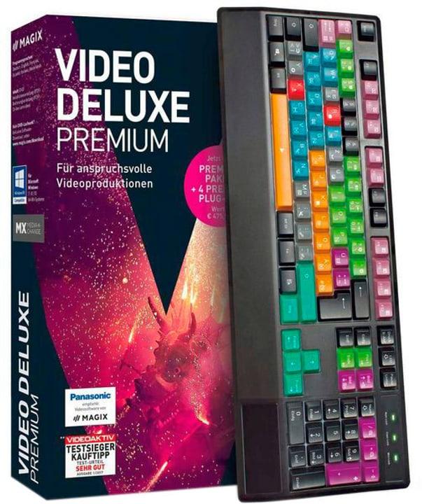 PC - Video deluxe 2018 Control (D) Magix 785300129413