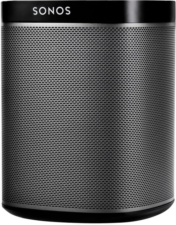 Play 1 - Noir Haut-parleur Multiroom Sonos 770518500000 Photo no. 1