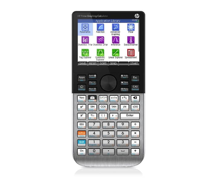 Prime Graphing Calulator HP 785300126830 Photo no. 1