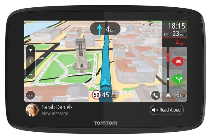 GO 620 WORLD Navigationsgerät Fahrzeug Navigation TOMTOM 791045700000 Bild Nr. 1