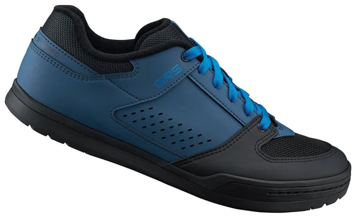 GR5 Bikeschuh Shimano 465019845040 Farbe blau Grösse 45 Bild-Nr. 1