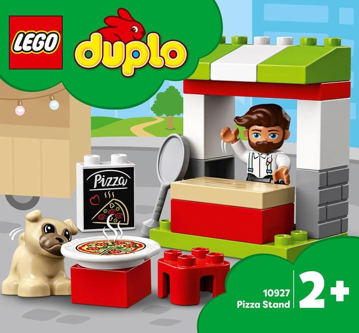 LEGO DUPLO 10927 Pizza-Stand 748732000000 Bild Nr. 1