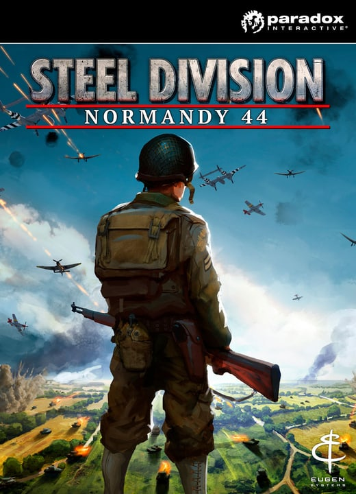 PC - Steel Div: Normandy 44 - Second Wave Download (ESD) 785300134142 N. figura 1
