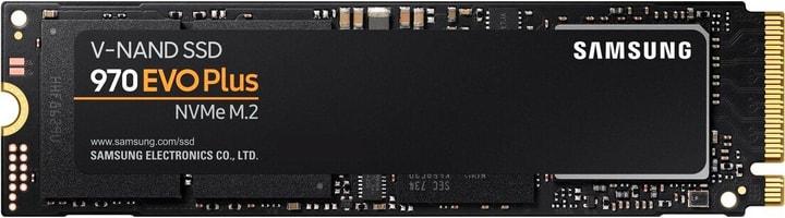 SSD 970 EVO Plus NVMe M.2 2280 2 TB Disque Dur Interne SSD Samsung 785300145355 Photo no. 1