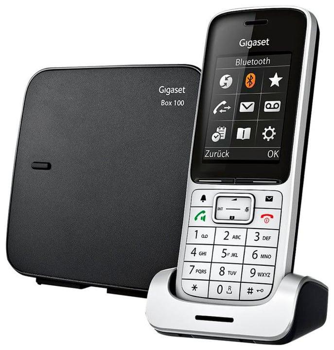 SL450 nero argento Telefono fisso Gigaset 785300133467 N. figura 1