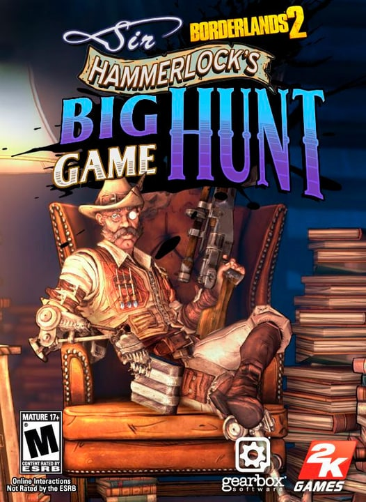 PC - Borderlands 2: Sir Hammerlocks Big Game Hunt Digital (ESD) 785300133298 Bild Nr. 1