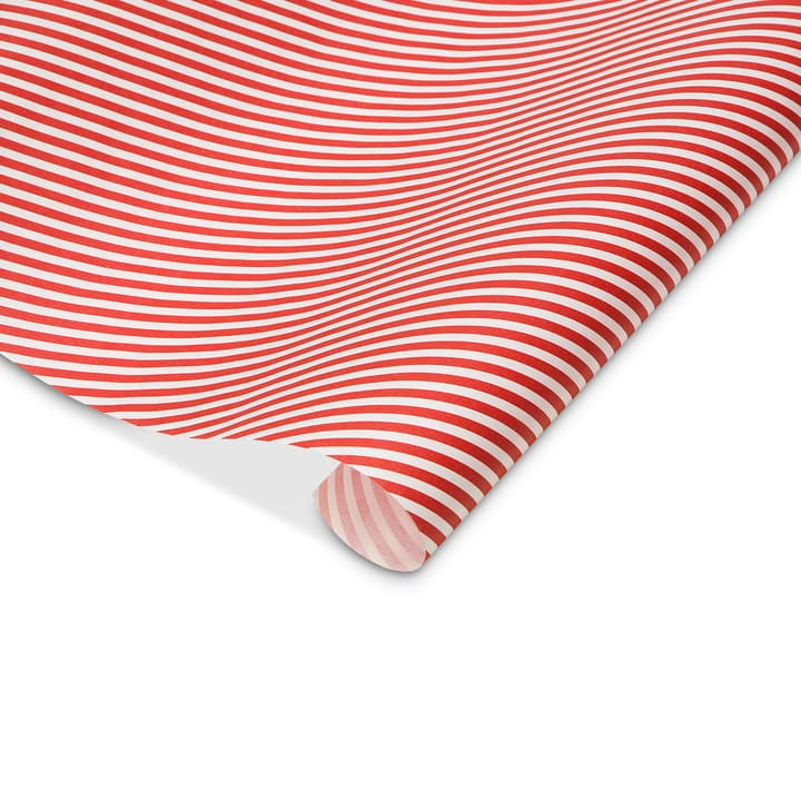 LUNA papier de cadeau 70cm x 5m 386188800000 Couleur Rouge Dimensions L: 500.0 cm x P: 70.0 cm Photo no. 1