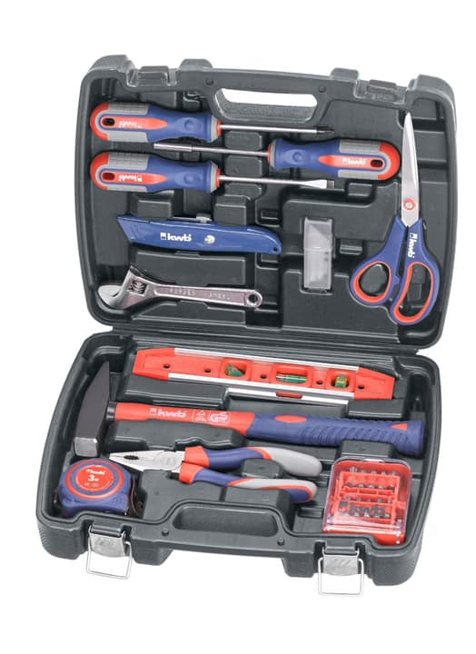 Werkzeugkoffer 40-tlg. kwb 601291600000 Bild Nr. 1