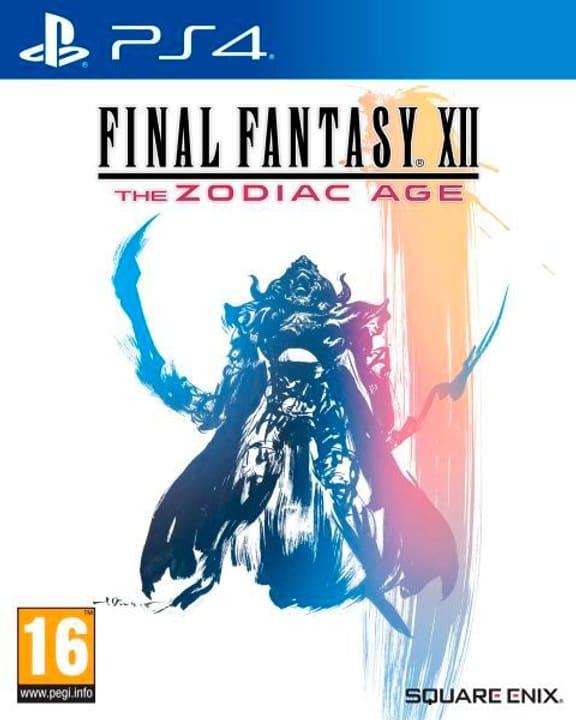 PS4 - Final Fantasy XII: The Zodiac Age - F Box 785300122326 Photo no. 1