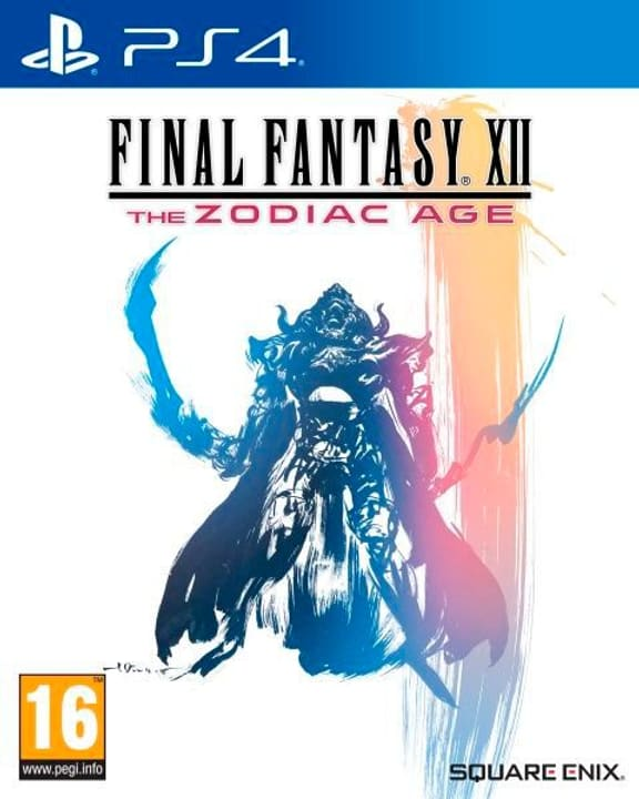 PS4 - Final Fantasy XII: The Zodiac Age - F Box 785300122326 Bild Nr. 1