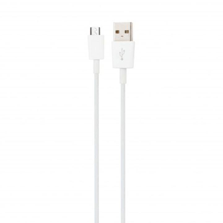 Charge & Sync MicroUSB 1m bianco Cavo XQISIT 798202400000 N. figura 1