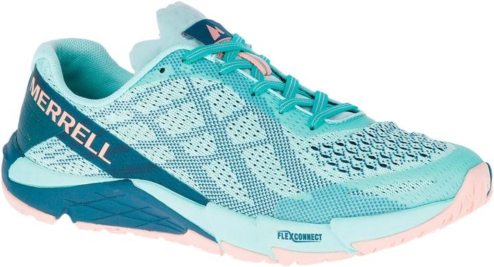 Bare Access Flex E-Mesh Chaussures polyvalentes pour femme Merrell 462976841044 Couleur turquoise Taille 41 Photo no. 1