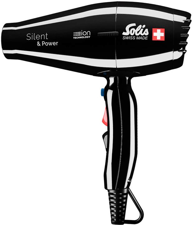 Silent & Power asciugacapelli Solis 785300144163 N. figura 1