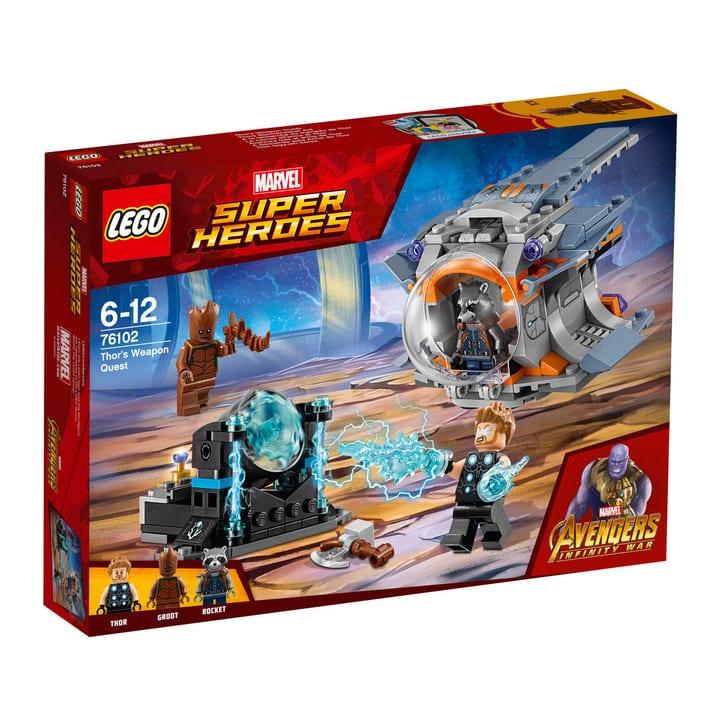 Lego Marvel Super Heroes 76102 748876300000 Photo no. 1