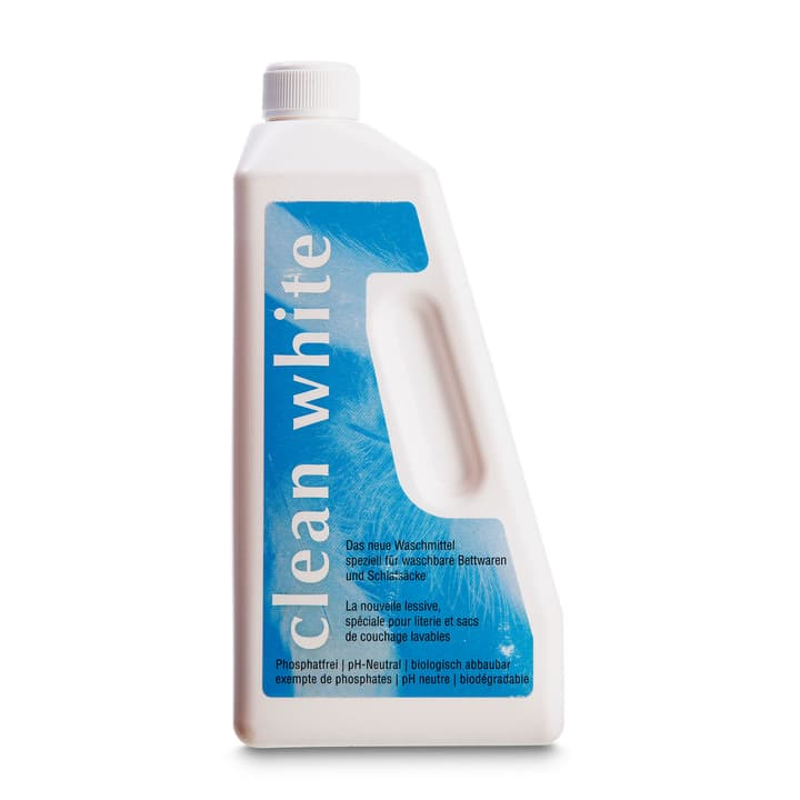 CLEAN WHITE détergent spécial 750ml 376046300000 Photo no. 1