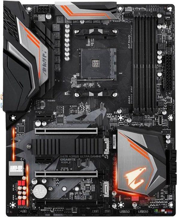 X470 Aorus Ultra Gaming Mainboard Giga-Byte 785300144017 N. figura 1