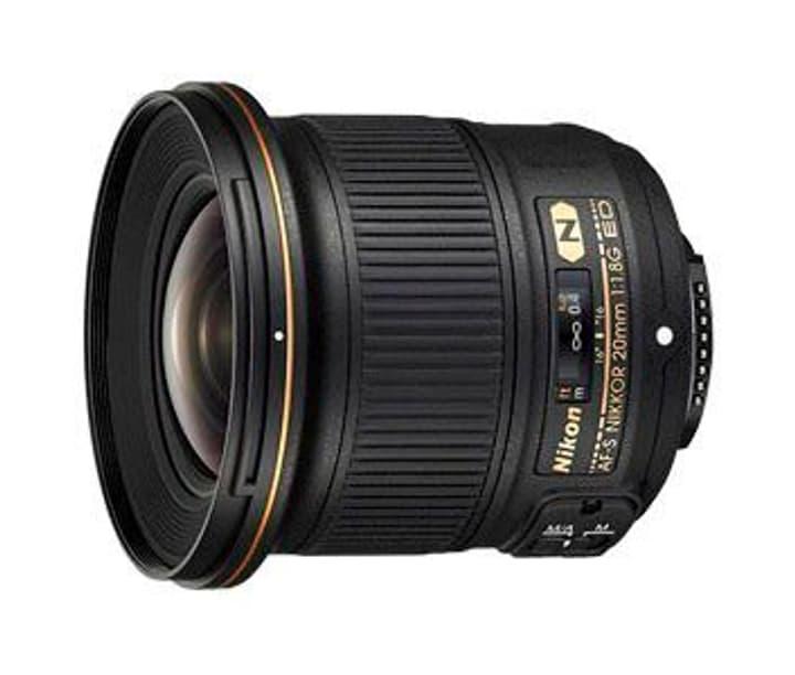 Nikkor AF-S 20mm/1.8G ED Obiettivo Nikon 785300125589 N. figura 1