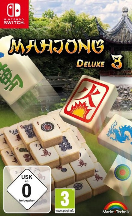 NSW - Mahjong Deluxe 3 (D) Box 785300138736 Photo no. 1