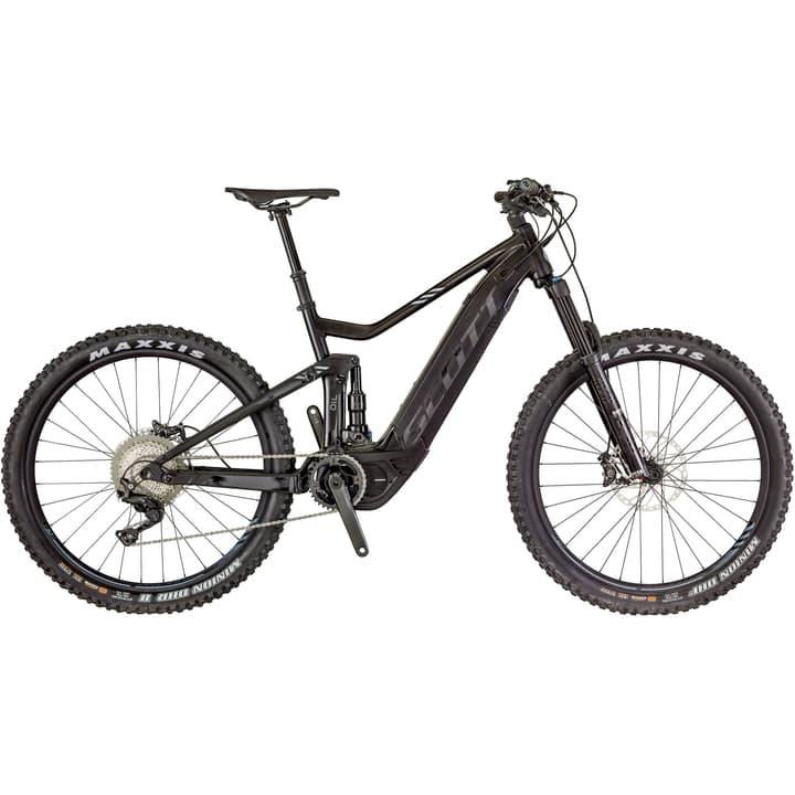 "E-Genius 710 27.5"" E-Mountainbike Scott 463349800320 Rahmengrösse S Farbe schwarz Bild Nr. 1"