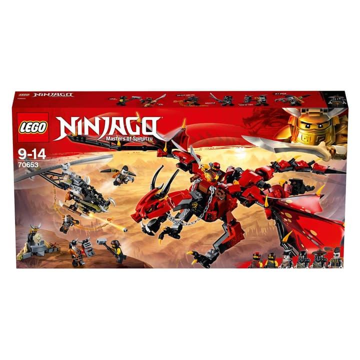 W18 LEGO NINJAGO 70653 MUTTER DER DRACHE Lego 74888660000018 Bild Nr. 1