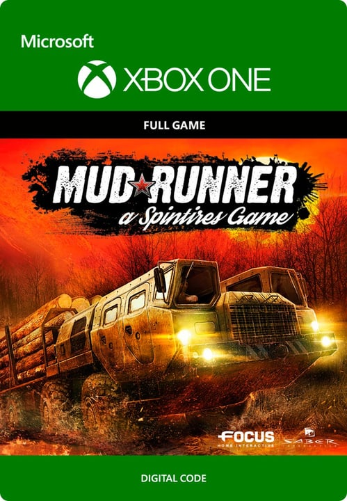 Xbox One - Spintires: MudRunner Digital (ESD) 785300136380 Bild Nr. 1