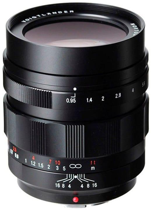 Voigtländer Nokton 42.5mm / 0.95 MFT Objektiv Objektiv Voigtländer 785300126990 Bild Nr. 1