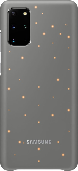 Hard-Cover LED Cover gray Coque Samsung 785300151210 Photo no. 1