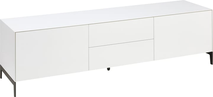 LUX TV-Möbel 400826200000 Grösse B: 180.0 cm x T: 46.0 cm x H: 50.4 cm Farbe Weiss Bild Nr. 1