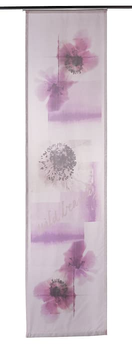 VALENTINA Panneau japonais 430558800036 Couleur Rose vif Dimensions L: 60.0 cm x H: 245.0 cm Photo no. 1