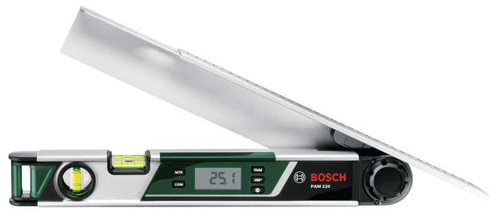 Mesureurs d'angle PAM 220 Bosch 616667100000 Photo no. 1