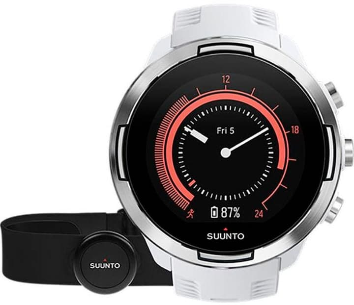 9 Baro + HR Belt Smartwatch Suunto 785300147002 Photo no. 1