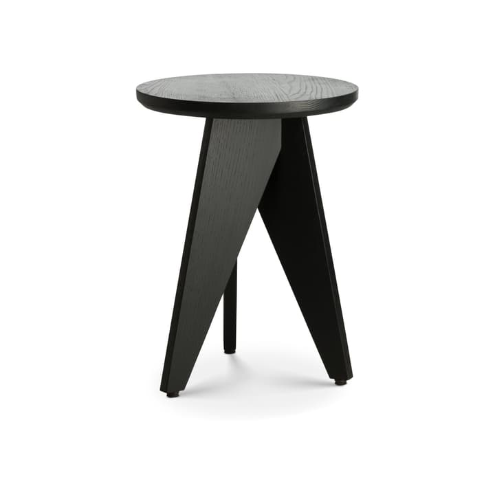 UNO Sgabello 360509308020 Dimensioni A: 44.5 cm Colore Nero N. figura 1