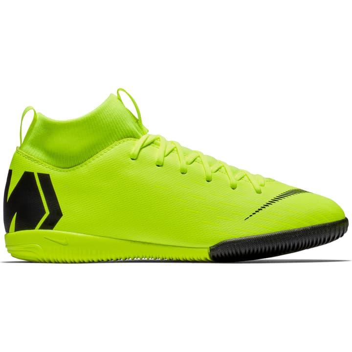 SuperflyX 6 Academy IC Kinder-Fussballschuh Nike 460678137550 Farbe gelb Grösse 37.5 Bild-Nr. 1