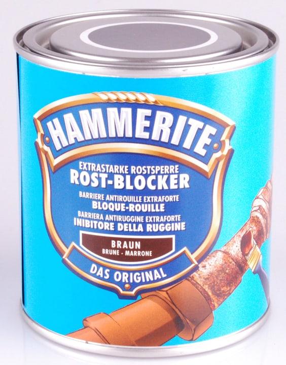 Rostblocker braun 500 ml Hammerite 660803700000 Bild Nr. 1