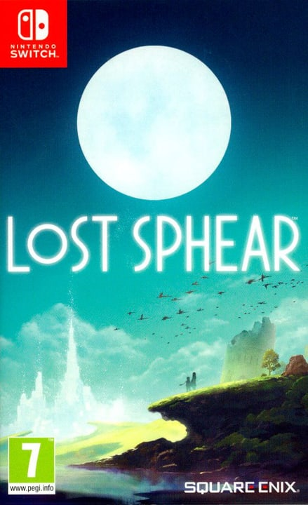 Switch - Lost Sphear (F) Physique (Box) 785300131250 Photo no. 1