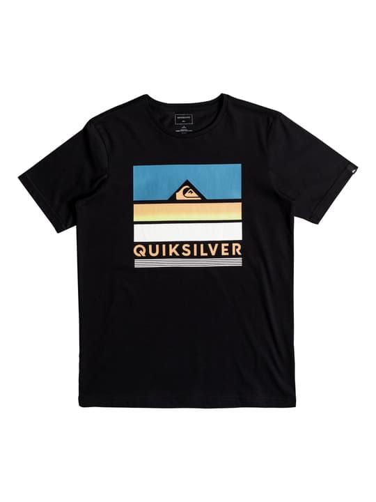 Shirt pour garçon Quiksilver 464552414020 Couleur noir Taille 140 Photo no. 1