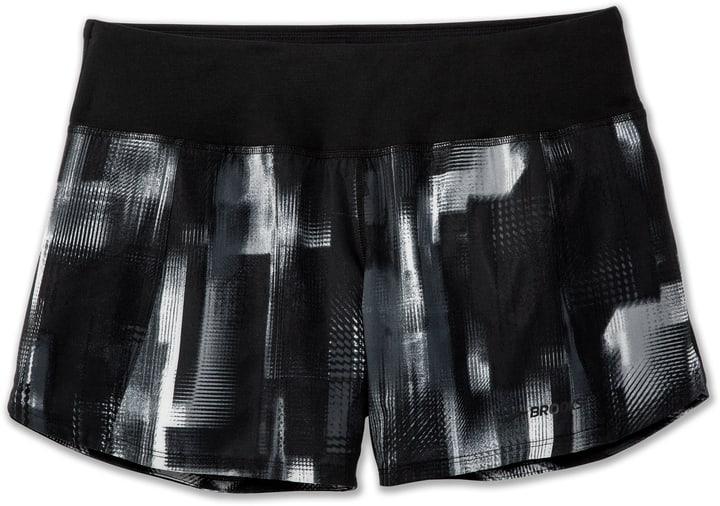 Chaser 5'' Short Short pour femme Brooks 470173300220 Couleur noir Taille XS Photo no. 1