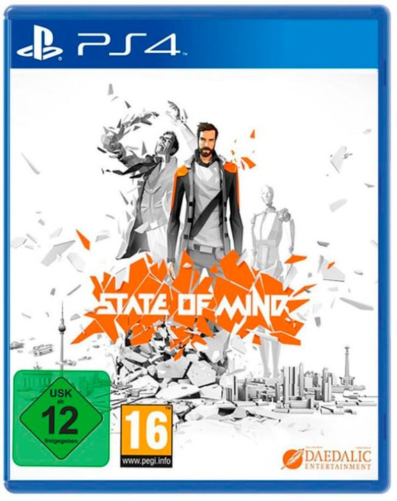 PS4 - State of Mind (D) Box 785300135217 Photo no. 1