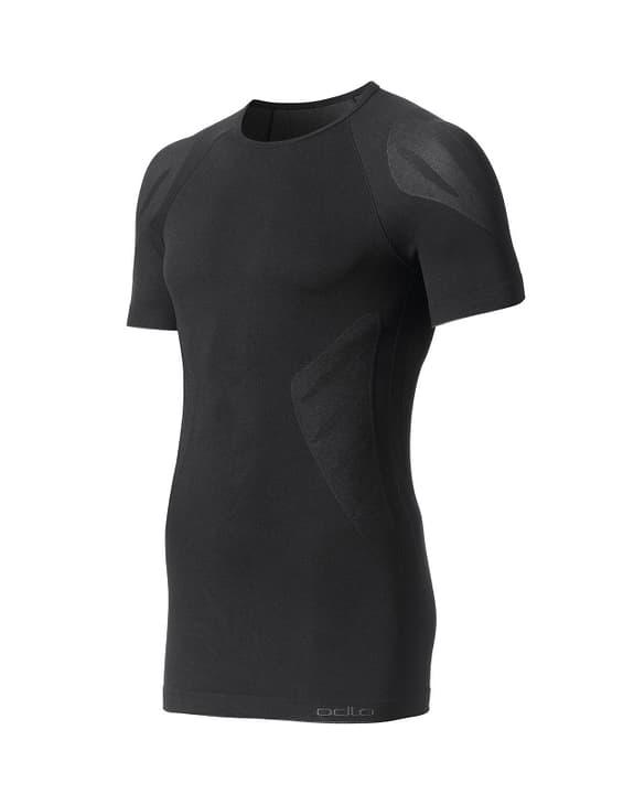 Evolution Light T-shirt pour homme Odlo 477017000320 Couleur noir Taille S Photo no. 1