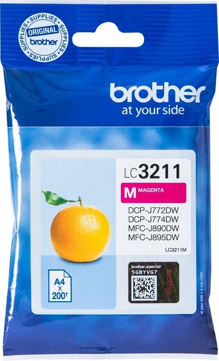 LC-3211M cartuccia d'inchiostro magenta Cartuccia d'inchiostro Brother 798546400000 N. figura 1