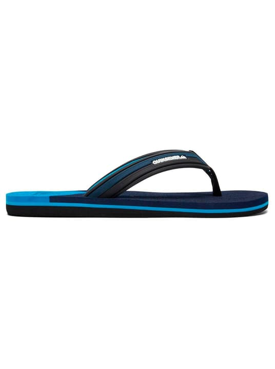 Molokai New Wave Tongs pour homme Quiksilver 460671140040 Couleur bleu Taille 40 Photo no. 1
