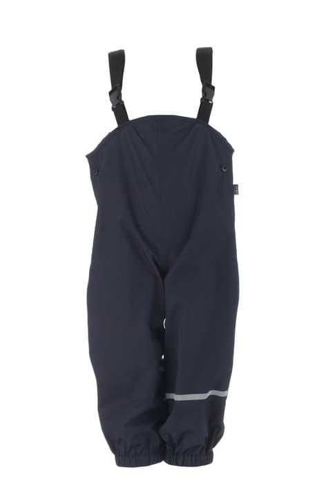 Salopette de pluie pour enfant Rukka 471473609243 Couleur bleu marine Taille 92 Photo no. 1