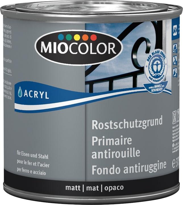 Fondo antiruggine acrilico Miocolor 660561700000 Colore Grigio Contenuto 375.0 ml
