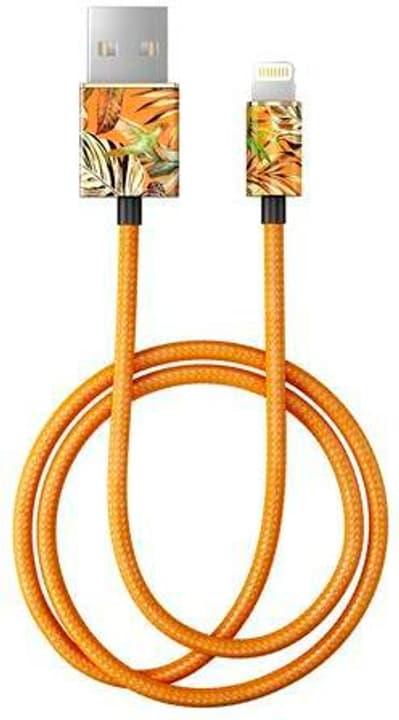 """Kabel 1.0m, Lightning->USB  """"Mango Jungle"""" Kabel iDeal of Sweden 785300148092 Bild Nr. 1"""