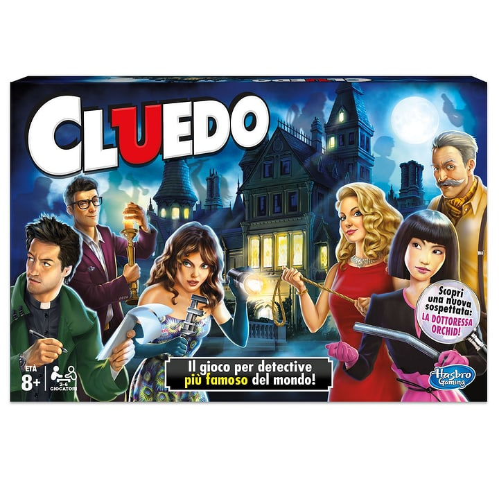Cluedo (I) 746977390200 Langue Italien Photo no. 1